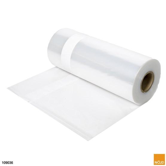 LV-folie Tryckt vitt skrivfält 250 m/rle