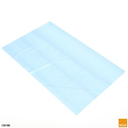 Chark-ark HDPE, blåinfärgat