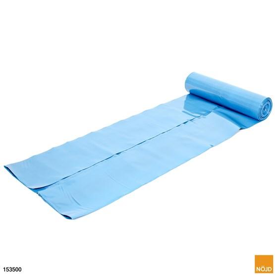Sopsäck 350 L, Blå/Svart
