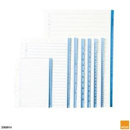 Pärmregister papper 1-20