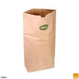 Pappersäck 160 liter 2-bladig