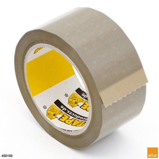 Packtejp PVC Brun