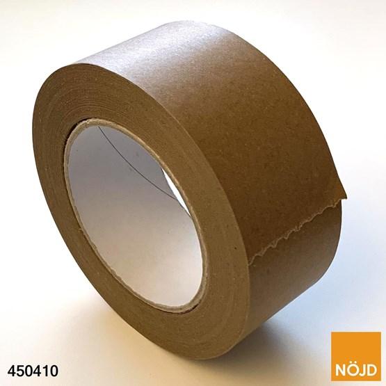 Packtejp Papper 100% återvunnet brun
