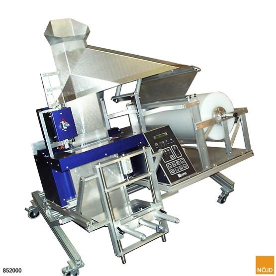 Påsförpackningsmaskin Vertikal