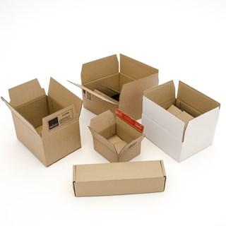 Stansade lådor